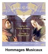 Hommages Musicaux